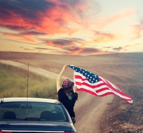 ceļojums uz Ameriku