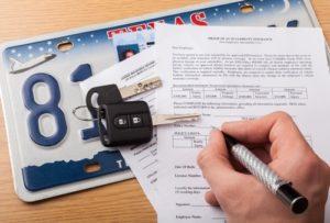 auto reģistrācija