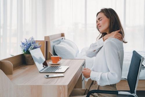 ergonomiska darba vieta