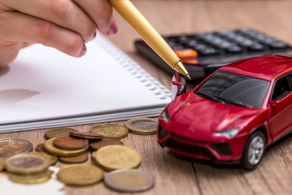 finansējums jaunam auto