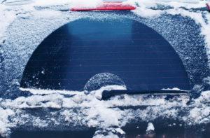 auto logu kopšanu ziemā