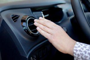 automašīnas kondicionēšana