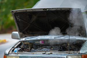 auto pārkaršanas riski